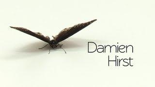 Damien Hirst at the Tate Modern