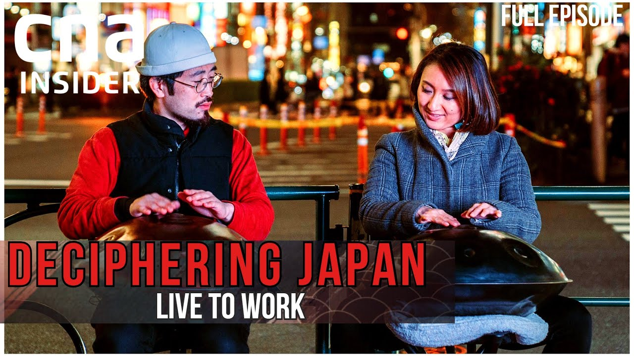 What's The Cost Of Being The Hardest Workers In The World? | Deciphering Japan | Episode 2/4