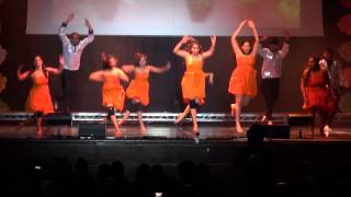 Teri Deewani - Shiamak Summer Funk - London 2014