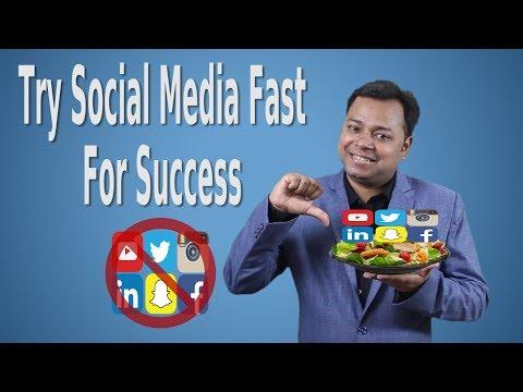 Social Media Fast | Path to Success | Happiness | Balanced Life