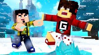 Minecraft: PODERES DE GELO ! - GAME OF DRAGONS Ep.20 ‹ CORUJ4 ›
