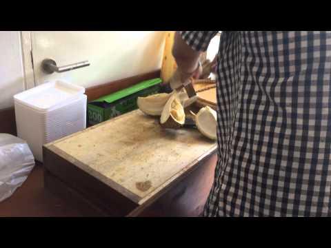 Scott's Durian Experience