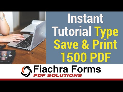 Type Print & Save CMS 1500