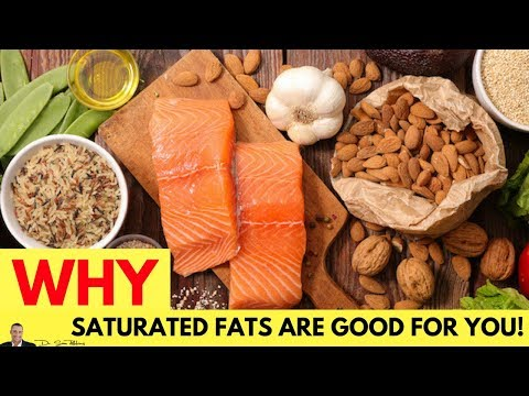 💓 7 Reasons Why Saturated Fats Are GOOD For You