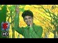 Pandu Performance   Dhee 10    31st January 2018    ETV Telugu