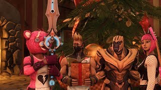 Xmas Special Episode! Bugs Vs Epic Vs Fails! Fortnite Funny Moments