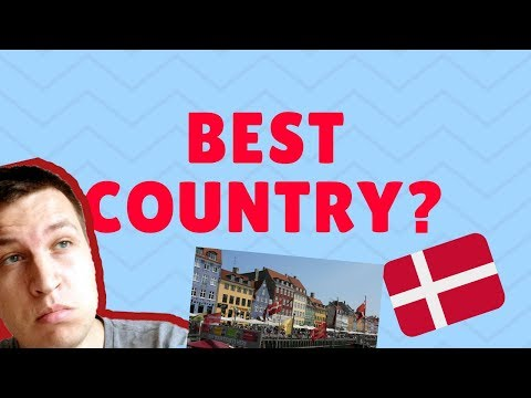 Is Denmark the best country to live in? (pros and cons) 🇩🇰