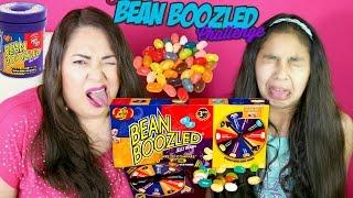Bean Boozled Challenge!! Jelly Belly Gross Flavors| B2cutecupcakes