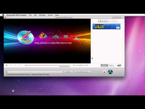 How to Export and Burn iMovie Project to DVD