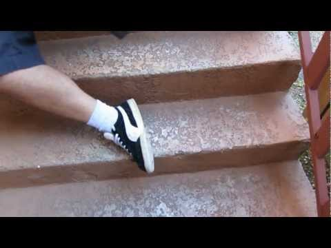 Home Treatment for a twisted ankle