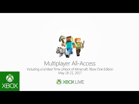 Multiplayer All-Access May 18-21 2017