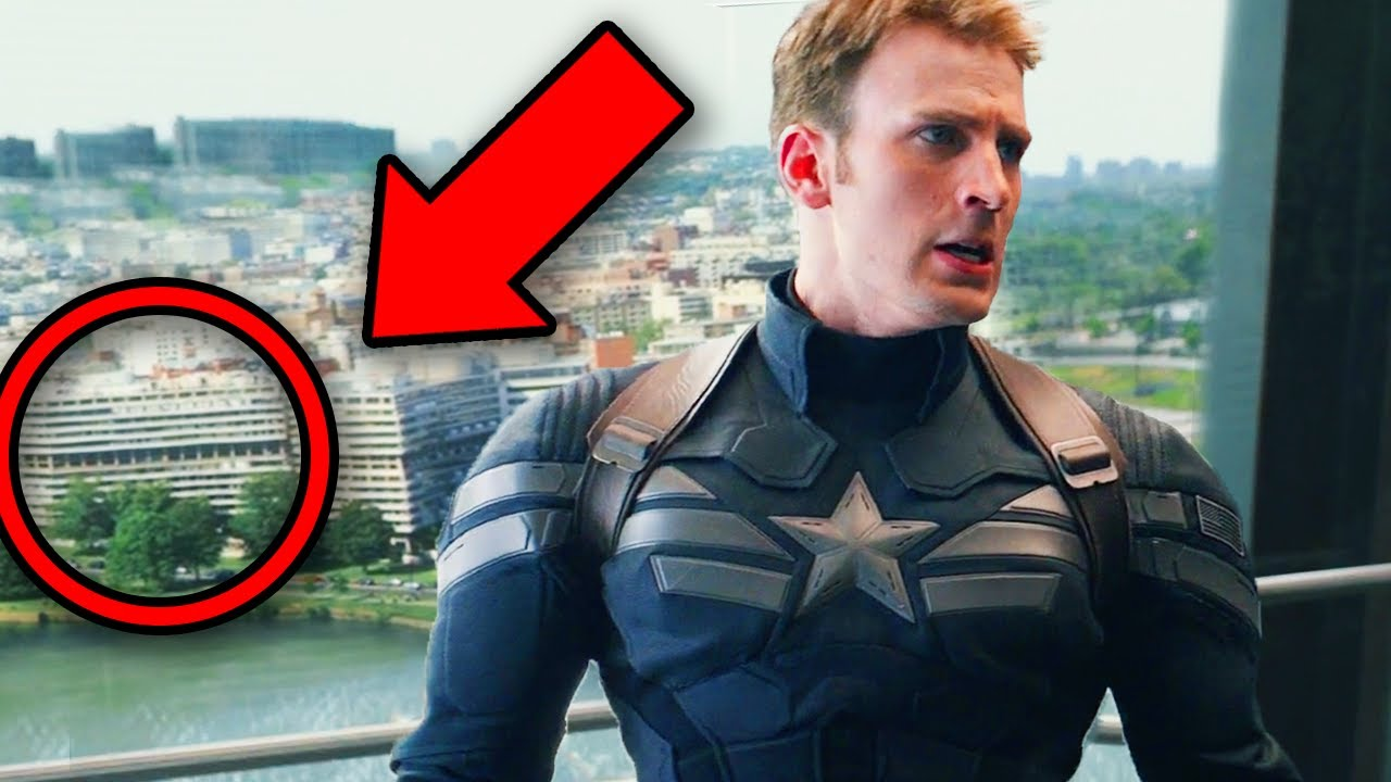 Captain America Winter Soldier Breakdown! NEW Hidden Easter Eggs! | Infinity Saga Rewatch