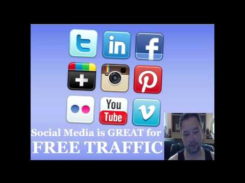 FREE Social Media Traffic - Incredible results - Great Backlinks