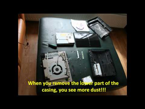 Cleaning your PS3 helps against overheating
