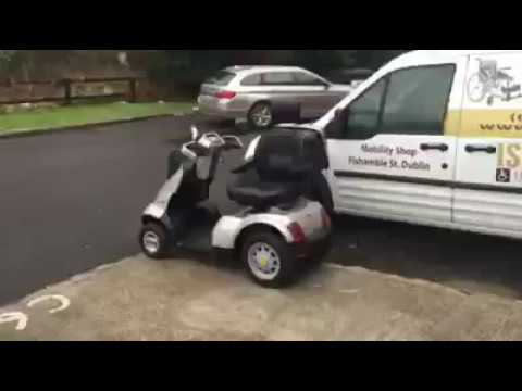 ISB Mobility Scooters Dublin Ireland