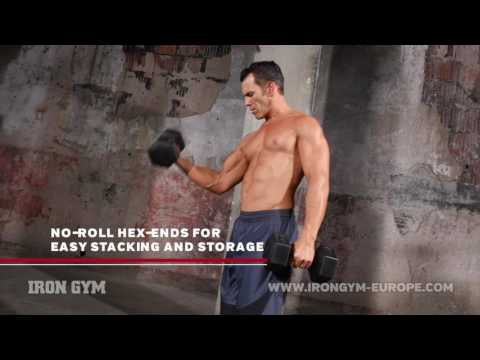 Dumbbells by IRON GYM®
