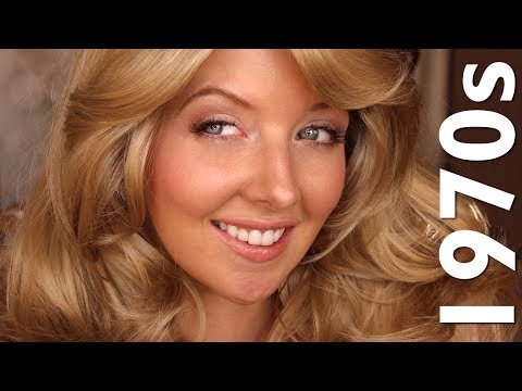 Historically Accurate: 1970s Makeup (Farrah Fawcett Inspired)