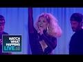 Erika Jayne Performs Pretty Mess At The Bravos Wwhl