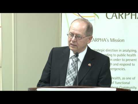 His Excellency Mr. Gerard Latulippe High Commissioner for Canada to Trinidad & Tobago