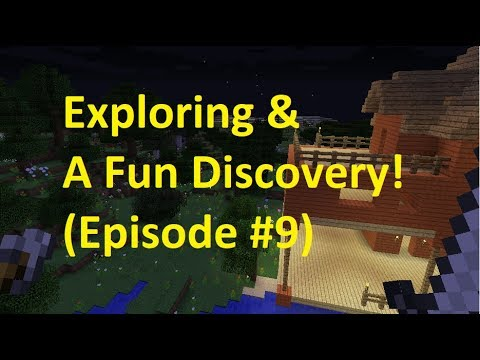 Father vs. Son Exploring and a Fun Discovery (Episode #9)