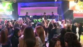 Uzeyir Mehdizade Israilde   הופעה בישראל   part 1   14.12.2013
