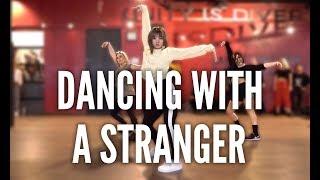 Sam Smith  Normani  Dancing With A Stranger  Kyle Hanagami Choreography
