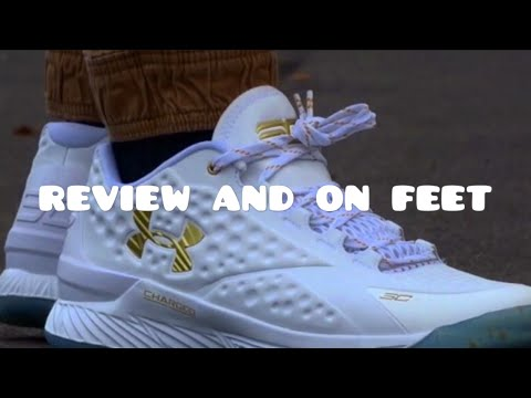 curry 1 low mvp review and on feet