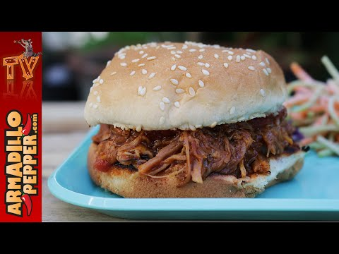 Pulled Pork with Moonshine BBQ Sauce | Power Pressure Cooker