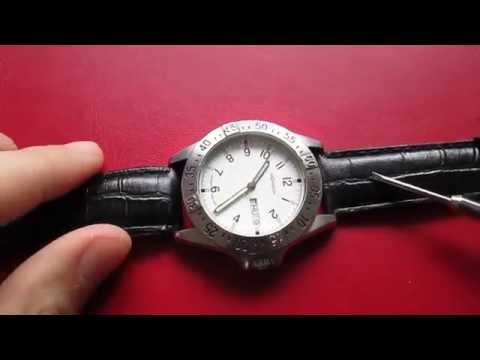 How To Change a Watch Band/Strap Without Removal Tool