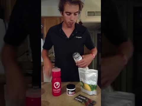 The Ultimate Cramp Busting Drink Mix for Triathlon/ Running? Cycling