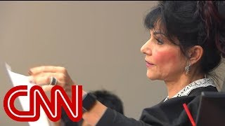 Courtroom gasps as judge reads Nassar