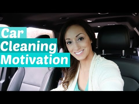 Deep Cleaning My Car | Cleaning Motivation