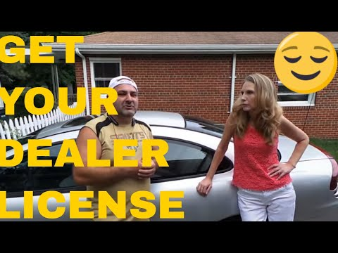 Flipping Cars 104: Tips On Dealer License