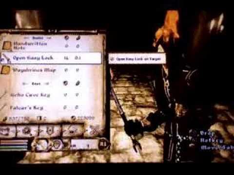 PS3 Oblivion GOTY Duplication Trick