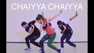 chaiyya chaiyya   DIL SE   Dance Cover   BollyHOOD Advanced Workshop   I:V Dance 
