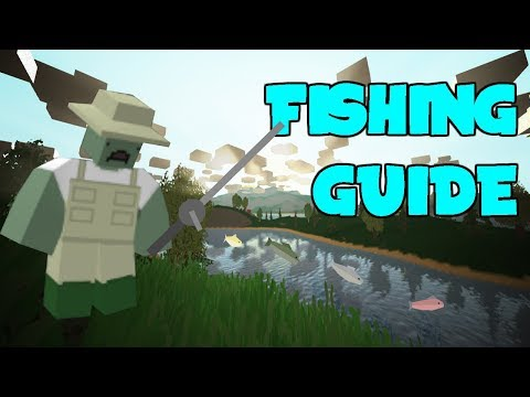 Everything You Need to Know About Fishing!!! (Unturned Fishing Guide)