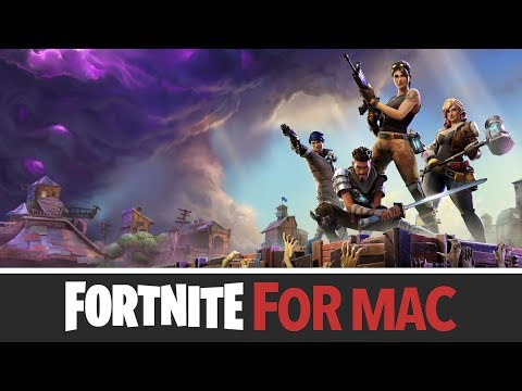Fortnite Mac Review (Early Access) - Can YOU run it?