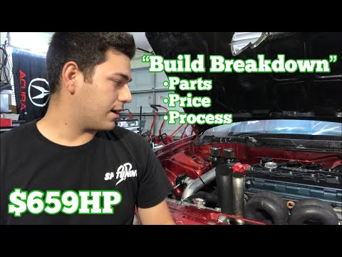 659HP || How much did it all cost ?
