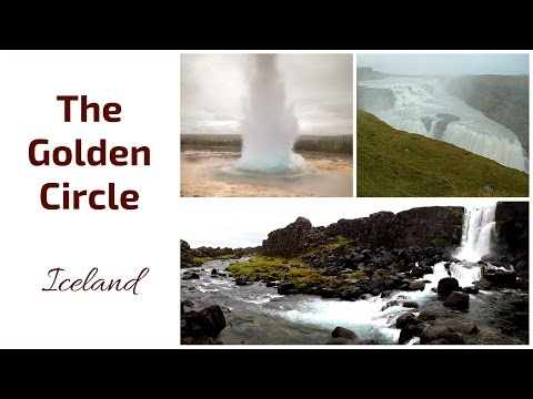 Golden Circle Iceland - Thingvellir, Haukadalur/Geysir and Gullfoss