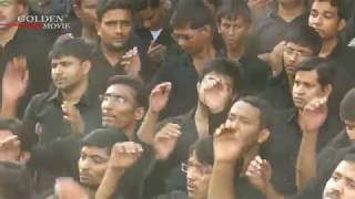 badshah hussain 2017 Nadeem Sarwar Noha Live Muhammad Ali - Muhharum in Vaghrol