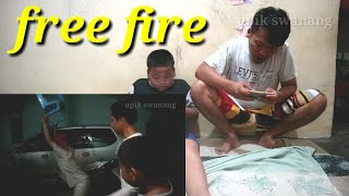 Funny video of Banjar, because of online games