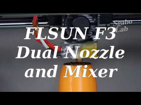 FLSUN F3 Hardware Review - Sub EN