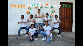 Jigra | URI | Happy Independence Day | Dance Choreography by Shweta Gupta