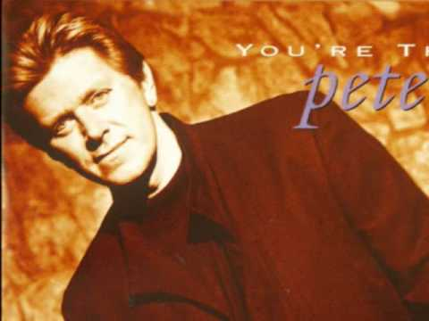 Peter Cetera - She Doesn't Need Me Anymore