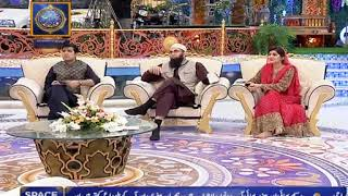 Shan e Ramzan- 5th July 2016 - Guest Sanam Baloch- part 3
