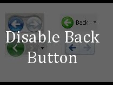 How to Disable back Button after logout in jsp