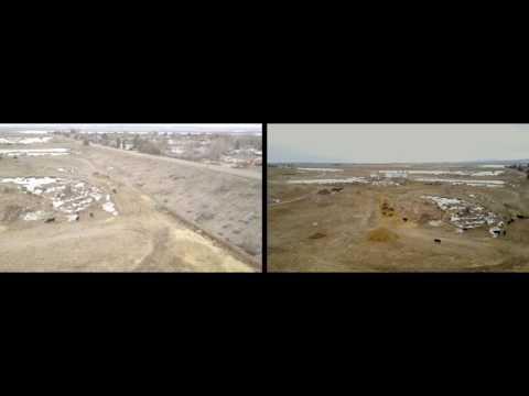 Waypoints cows Mission Comparison ND4