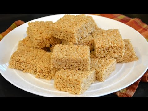 Rice Krispies Treats | Updated