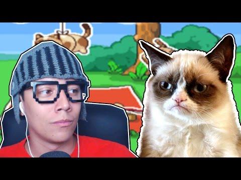 O MELHOR JOGO DO MUNDO - Grumpy Cat's