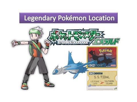 Pokemon Emerald - How to Get Latios